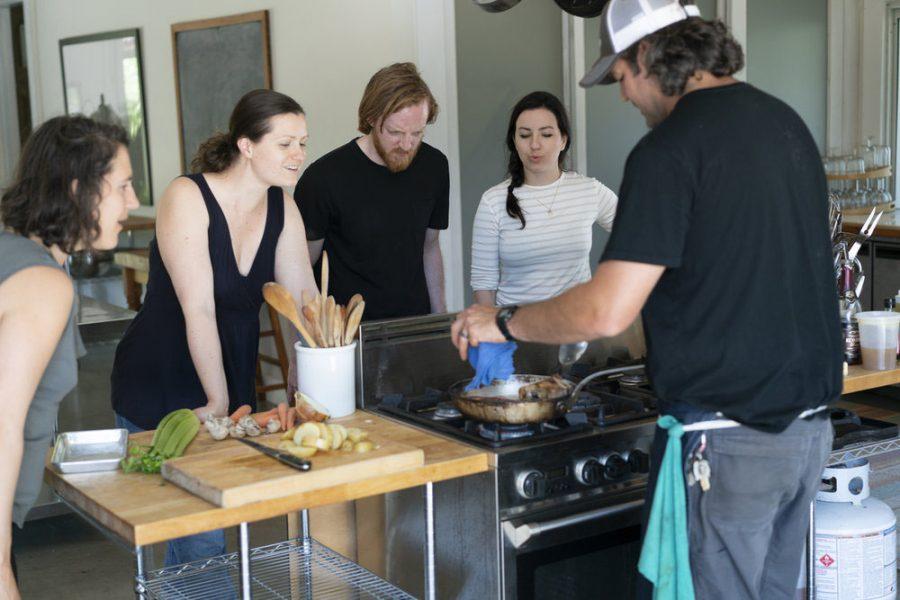 Chef Matt offers grass-fed beef cooking classes