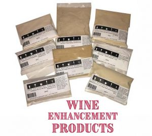 Class Finishing Products for Wine
