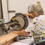 Introduction to Woodshop workshop with Judi Garland