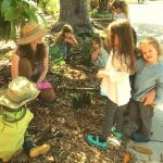 Kids garden workshop Sebastopol
