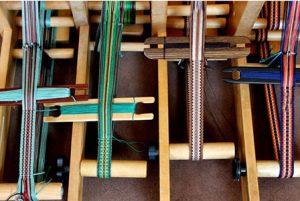 Inkle loom weaving class