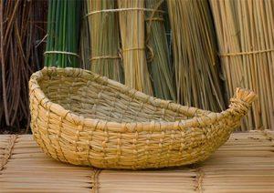 Basket weaving class Laguna