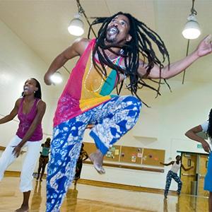 West African Drum Dance class