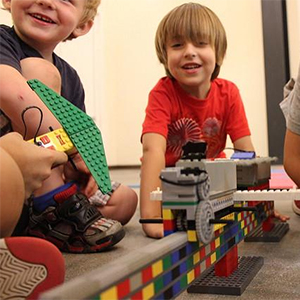 Kids' LEGO camp Sebastopol
