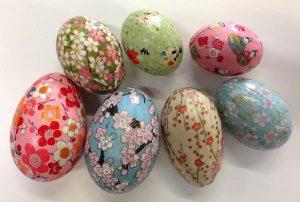 Washi egg class